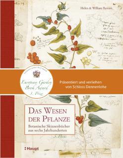 3. Platz European Garden Book Award