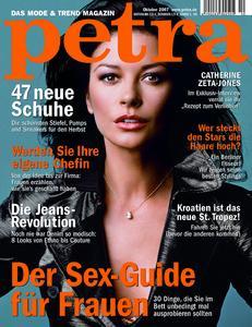 """Catherine Zeta-Jones: """"Ich will mit dem Kopf durch die Wand!"""""""