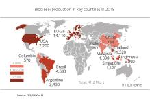 EU remains largest biodiesel producer