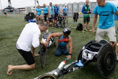 Alessandro Zanardi, Triathlon, Barcelona