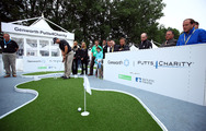 Sergio Garcia beim Putts4Charity