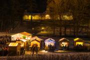 Weihnachtsmarkt. Foto Florian Fraaß