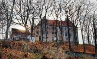 Alle Wohnungen haben Schlossblick.