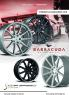 Barracuda Racing Wheels / Corspeed Sports Wheels Katalog 2018