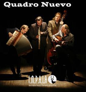Quadro Nuevo - die erfolgreichsten Alben