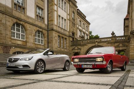 Simply Great: Opel Wagons and Convertibles Star in Hessen-Thüringen Classic Car Rally