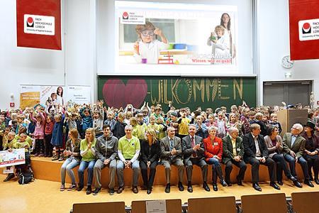 Das größte virtuelle Kinderorchester in und um Lübeck- JuniorCampus der FHL ehrt die Gewinner des 4. Kita Wettbewerbs