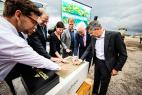 adidas Group lays foundation stone for expansion of World of Sports