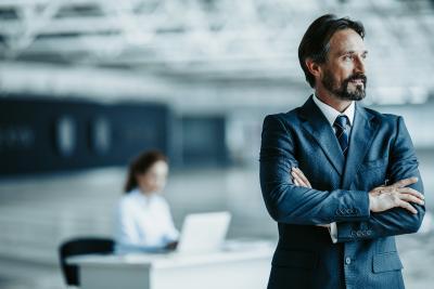 Top-Führungskräfte profitieren vielfältig vom eigenen Sachbuch