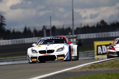 BMW Team Schnitzer, BMW M6 GT3, ADAC GT Masters, Nürburgring