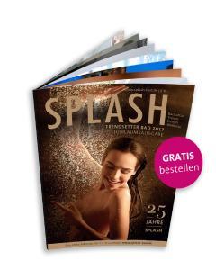 SPLASH zeigt smarte Lösungen für Komfort im Bad