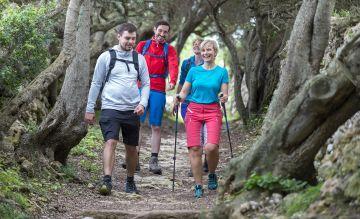 """""""Raus aus dem Alltag, rein in die Natur"""": Deutschlandweit organisiert Wikinger Reisen am Wochenende Wanderungen"""