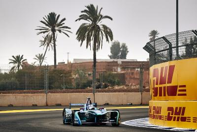 Formel E, MS&AD Andretti, Tom Blomqvist, Marrakesch
