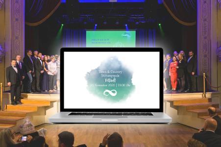 Virtuelle Preisverleihung des 8. Town & Country Stiftungspreises