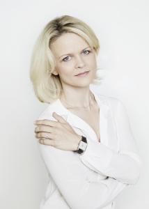 Organistin Iveta Apkalna / Foto: Maxim Schulz