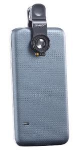 NX 4159 3 Somikon Premium Smartphone Vorsatz Linsen Set