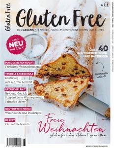 Zweite Ausgabe von Gluten Free