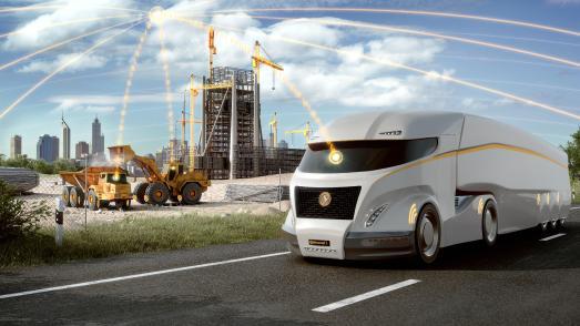 Continental stellt Weiterentwicklung von ContiConnect auf der IAA Nutzfahrzeuge vor
