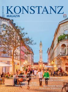 Konstanz Magazin 2018-2019 Titel 1