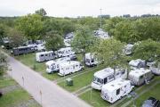Caravan Center Düsseldorf. Foto Mobil Total Stellplatzkatalog