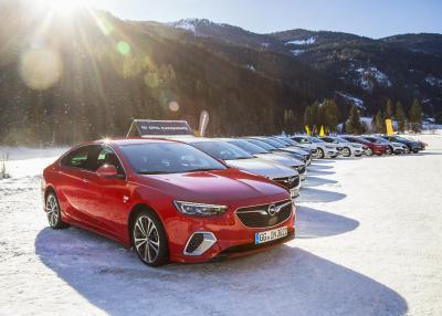 Opel Insignia Model Range