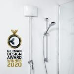 German Design Award für MBX Shower