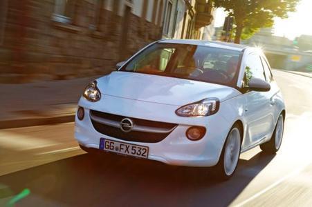 Opel ADAM: Über 90.000 bestellte Lifestyle-Minis