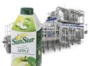 New in the up-and-coming MEA region: Marina launches 'SunStar' in the combidome carton bottle