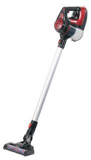 Sichler Haushaltsgeräte 2in1-Akku-Staubsauger- und-Fußbodenpoliermaschine BLS-270 mit Sprühfunktion