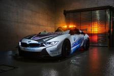 """Official Vehicle Partner"" BMW i präsentiert neues  Formel E Safety Car"