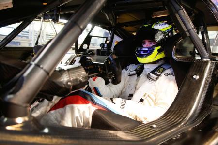 Joel Eriksson, BMW M4 DTM, DTM Young Driver Test