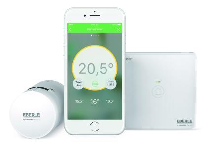 Noch einfacher ins eigene Smart Home mit dem Wiser Starter Kit Lite für intelligentes Heizen.
