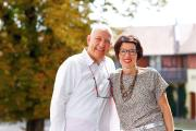 Kati und Frank Reinhardt / Foto: Carlo Bansini
