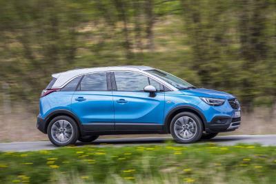 Opel Crossland X: Alten Diesel gegen neues Crossover-Modell tauschen und sich 4.000 Euro Umweltprämie sichern