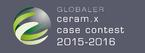 Global Ceram-X Case Contest 2015/2016