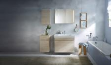 Komplettbadserie Geberit Renova Plan in modernem Look & Feel