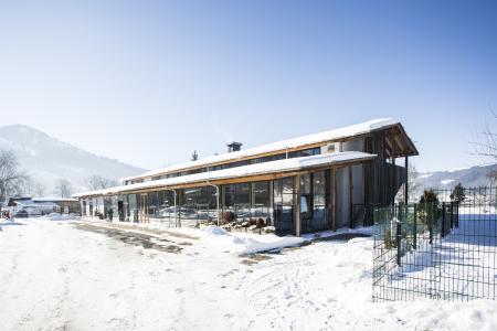 Alpsee Wellness Camping - Wintercamping vom Feinsten