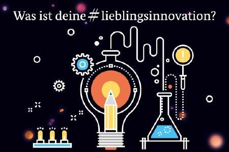 Die Initiative InnoTruck sucht unter dem Hashtag #lieblingsinnovation kreative Ideen für neue Erfindungen oder spannende Innovationen, die den Alltag schon heute verbessern