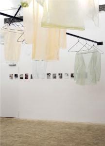 Jakob Grebert, Aber keiner ist zu Hause (Detail, Ausstellungsansicht Stadtgalerie Kiel), 2017. © Jakob Grebert, 2019