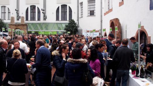 Wein am Dom 2019 -  Historisches Museum II.2 (Foto: Pfalzwein e.V. / Dorothee Sauter)