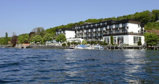 Seehotel Leoni, ein Haus der Dr. Lohbeck Privathotels (Foto: Seehotel Leoni)