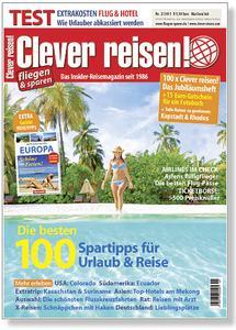 Clever reisen! Ausgabe 2/15