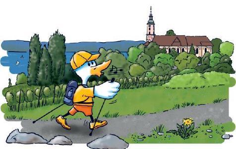 Wandern am Bodensee / © Deutsche Bodensee Tourismus GmbH