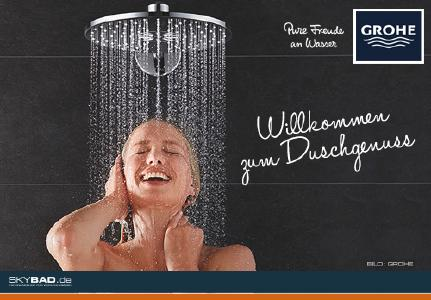 Grohe Dusche