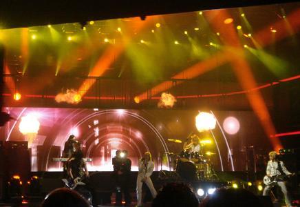 Deutscher Vorentscheid zum Eurovision Songcontest 2008, Foto: A&O Lighting Technology GmbH