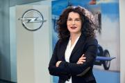 Tina Müller, Chief Marketing Officer und Member of the Management Board Opel Group GmbH