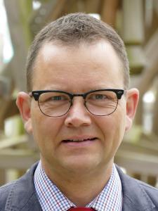 Studiengangsleiter Prof. Dr. Ralf Haderlein / Foto: zfh