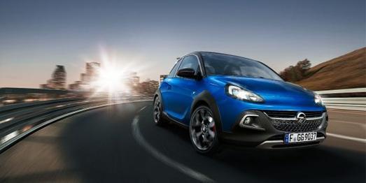 Flotter Abenteurer: Der Opel ADAM ROCKS S ist jetzt zum Preis von 19.990 Euro bestellbar