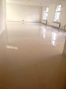Steinteppich Industrieboden