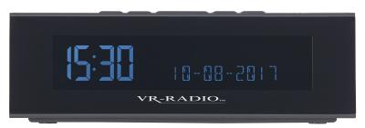 NX 4371 14 VR Radio Digitales DAB FM Stereo Radio mit Wecker